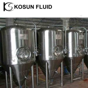300L 500L New Used Stainless Steel Beer Brew Kettle for Sale pictures & photos