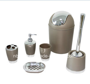 Newest Plastic Bathroom Accessories PP-8028 (S10)