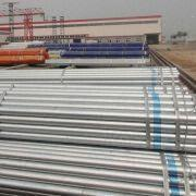 API Carbon Steel Galvanized Pipe