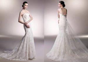 Bridal Dress (FLY-1018)