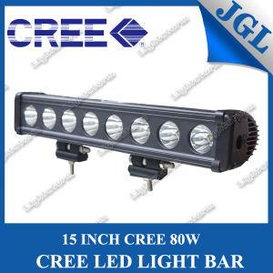 4X4 15 Inch 80W CREE LED Bar Light