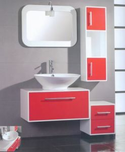 PVC Bathroom Cabinet with Latest Fashion pictures & photos