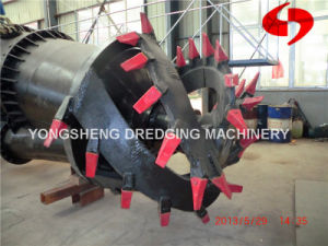 Dredging Slush Boat with Floater&Pipe (CSD 500) pictures & photos