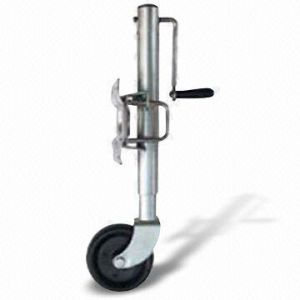 1, 000lb Trailer Jack with Wheel Strong Metal Body (PB80004) pictures & photos