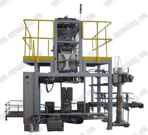 Table Salt Woven Bag Packing Machine (GFP1S3) pictures & photos