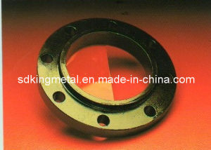 Forged Carbon Steel Steel 600lbs RF Slip-on Flanges pictures & photos