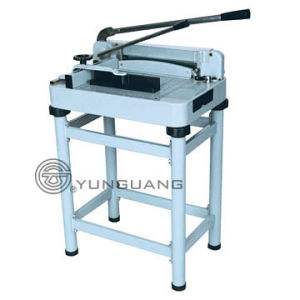 Heavy-Duty Paper Cutter with Stand (YG-868-A3/A4T) pictures & photos