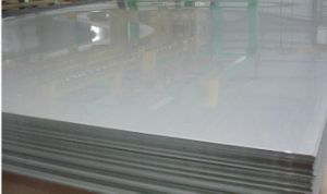 Hot DIP Galvanized Hot Rolled Steel Plate pictures & photos