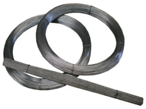 OEM ISO9001 Black Annealed Straight Cut Wire pictures & photos