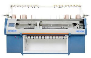 Computerized Flat Knitting Machine (FX2-52S) pictures & photos