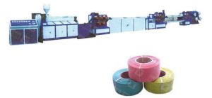 Plastic Packing Belt /Sstrap Making Machine pictures & photos