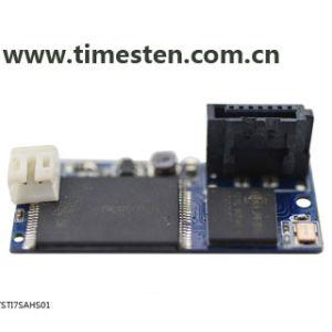 Industrial 7pin SATA Horizontal Socket Dom (I7SAHS)