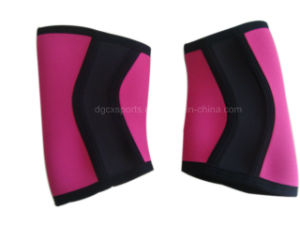 Compression Design Neoprene Knee Sleeve for Sport pictures & photos