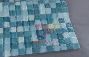 Glass Mosaic, Swimming Pool Mosaic, Crystal Mosaic Tile (CFC111) pictures & photos