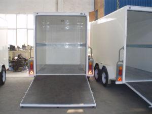 Tandem Axle Cargo Trailer (GW-BLV14) pictures & photos