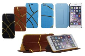 Leather Case for iPhone 6/6 Plus
