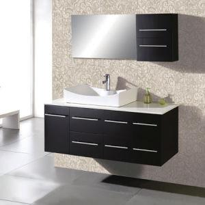 Luxury Wall Mount Bathroom Vanity Cabinet (ML-8405)