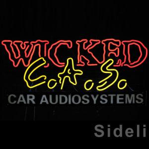 Car Audiosyetems Neon Sign (SDL-054)