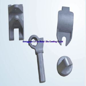 Aluminum Die Casting Part for Construction Equipment with ISO9001: 2008, SGS, RoHS pictures & photos