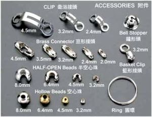 Connector, Clip for Ball Chain