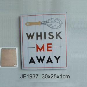 Antique MDF Kitchen Wall Plaque pictures & photos