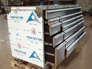 Stainless Tool Storage Cabinet (SST-2572) - 3