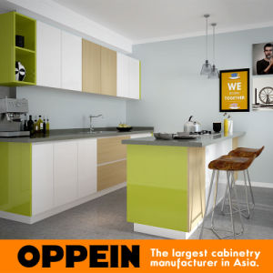 Modern Fresh Green Lacquer Colorful Apartment Living Room Home Furniture pictures & photos