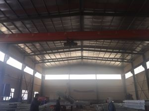Cheap Prefabricated Steel Structure Warehouse (FLM-040) pictures & photos