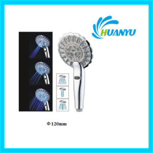 LED Head Shower, LED Tempreture Control Shower Head pictures & photos