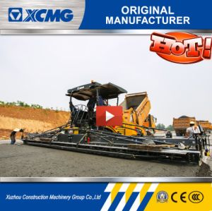 XCMG Official Manufacturer RP1253 Asphalt Concrete Paver in China pictures & photos