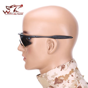 Tactical Airsoft Swat X100 Goggles Outdoor Sport Glasses pictures & photos