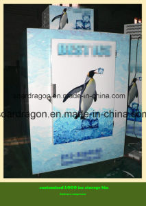 Ice Storage Bin with Customized Logo pictures & photos
