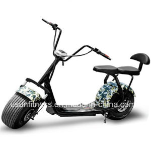 New City Coco Electric Motorcycle Scooter with Aluminium Wheel pictures & photos