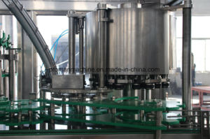 PLC Control Aluminum Tin Can Filling Sealing Machine/Line/Equipment/Canning Machine for Beer and Soda pictures & photos