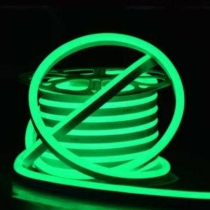 Green LED Flex Neon for Outline Lighting, Window Shop Decoration pictures & photos