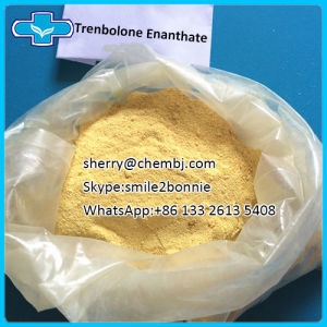 Bulking and Cutting Anabolic Steroid Powder Trenbolone Enanthate pictures & photos