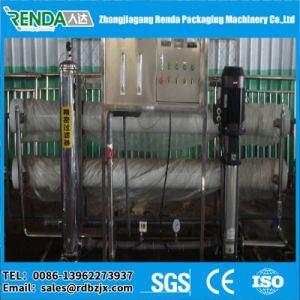 Stainless Steel 3 Tanks 1000lph RO Water Treatment Plant Price pictures & photos