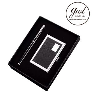 1. DIY New Design PU Leather with Pen in Set for Promotion pictures & photos
