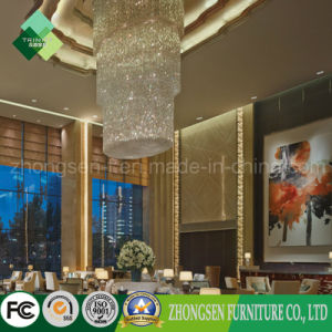 5 Star Luxury Presidential Bedroom Set of Hotel Furniture (ZSTF-03) pictures & photos