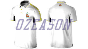 Free Design Custom Polo Shirts Wholesale China (P016) pictures & photos