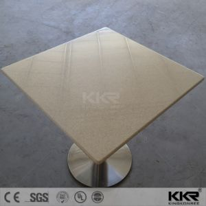 Restaurant Furniture Customized Marble Stone Dining Table pictures & photos
