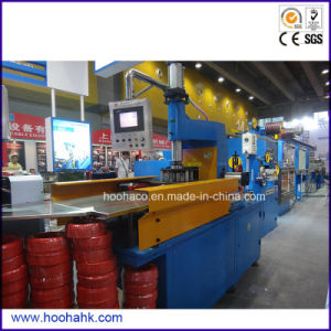 High Quality Rubber Wire Extruder Machine with Computer Control Surface pictures & photos
