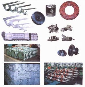 Casting and Forging, Automobile Spare Part pictures & photos