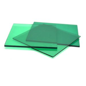 Lexan Polycarbonate Solid Panels Roofing Sheet for Balustrades Handrails Price pictures & photos