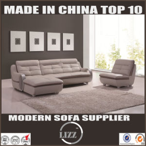 2017 Best-Selling Commercial Sectional Leather Sofa pictures & photos