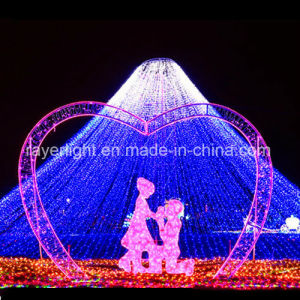 Holiday Square Malls Customzied Large Outdoor LED Decoration pictures & photos