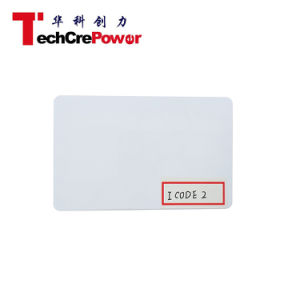 High Quality Low Cost Customized 13.56MHz RFID I. Code 2 Smart Card pictures & photos