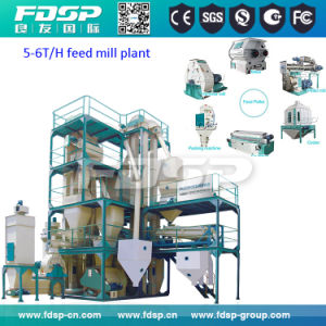 20 Years Experience 3-5t/H Animal Feed Machinery (SKJZ4800) pictures & photos