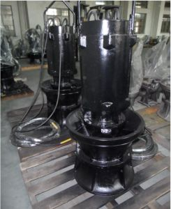High Capacity Submersible Axial Flow Pump pictures & photos