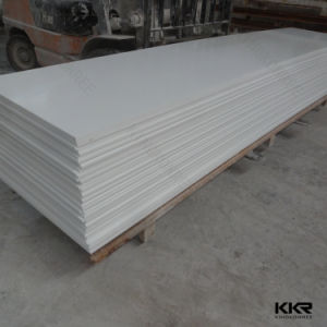 Kkr Factory Stone Building Material Wall Panel Solid Surface pictures & photos